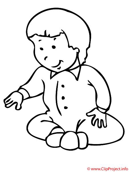 baby malvorlagen fuer kinder kostenlos  kinder malbuch