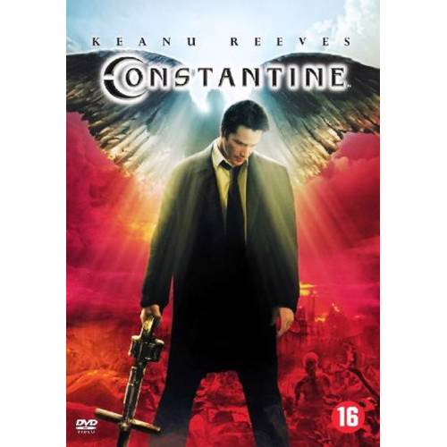 Constantine Dvd Keanu Reeves Goede Films En Dc Comics