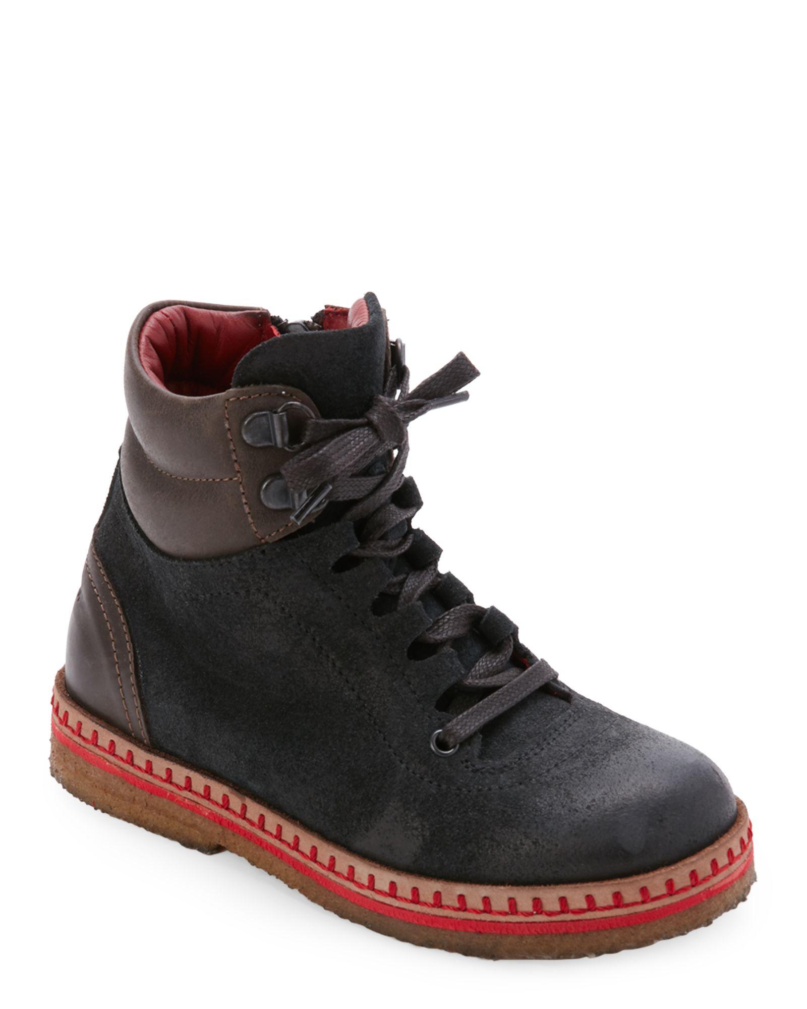Offre Spéciale - Chaussures À Lacets En Cuir Noir Homme Tourné Au Noir, Brun, Taille 41 Eu