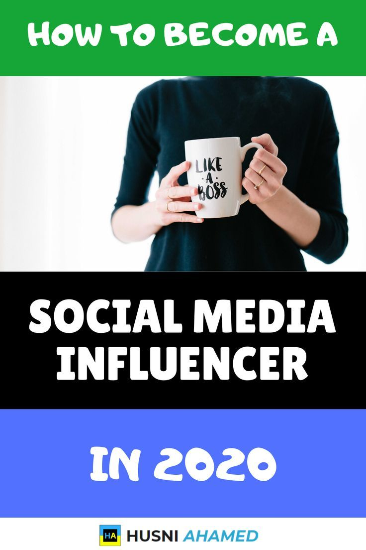 Learn How To Become A Top Social Media Influencer in 2020. It's not impossible to make yourself as an influencer when you follow the correct steps.    social media for business | social media influencer | social media marketing | become a social media influencer | social media marketing influencer  #socialmedia #socialmediamarketing #socialmediainfluencer
