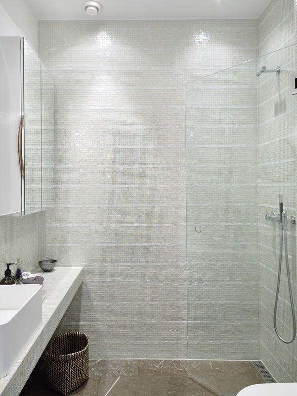 Mozaika w łazience w 2019   Dekoracja łazienki, Pomysły na ...