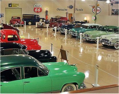 Dick S Classic Garage Car Museum San Marcos Texas San Marcos