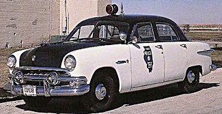 1950s Cars Ford Police Cars Old Police Cars Ford Police