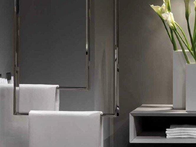 clean porte-serviettes à suspendre by rifra | salle de bain ... - Porte Serviette Salle De Bain Design