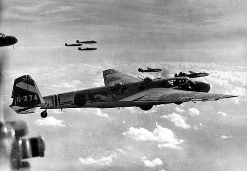 Image result for japanese planes attacking ground forces during wwii