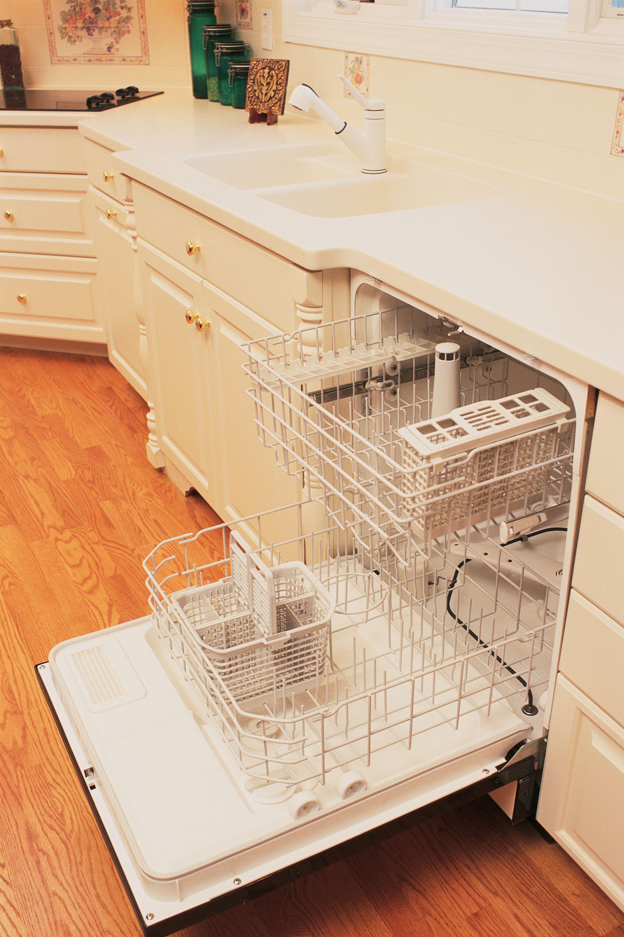How To Fix Sitting Water In Dishwashers Dishwasher Not Draining Dishwasher Unclog Drain