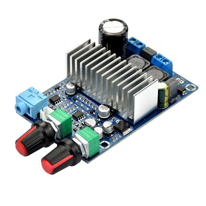 Dc1224v tpa3116 subwoofer amplifier board support 100w