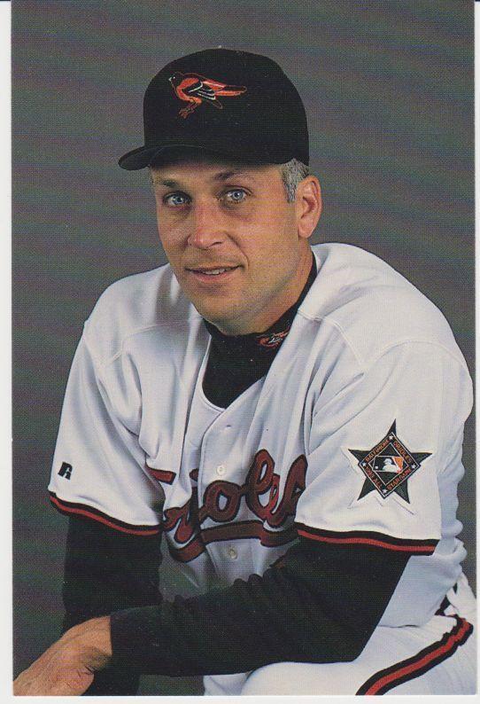Cal Ripken Jr Baltimore Orioles 1994 Fan Appreciation Card