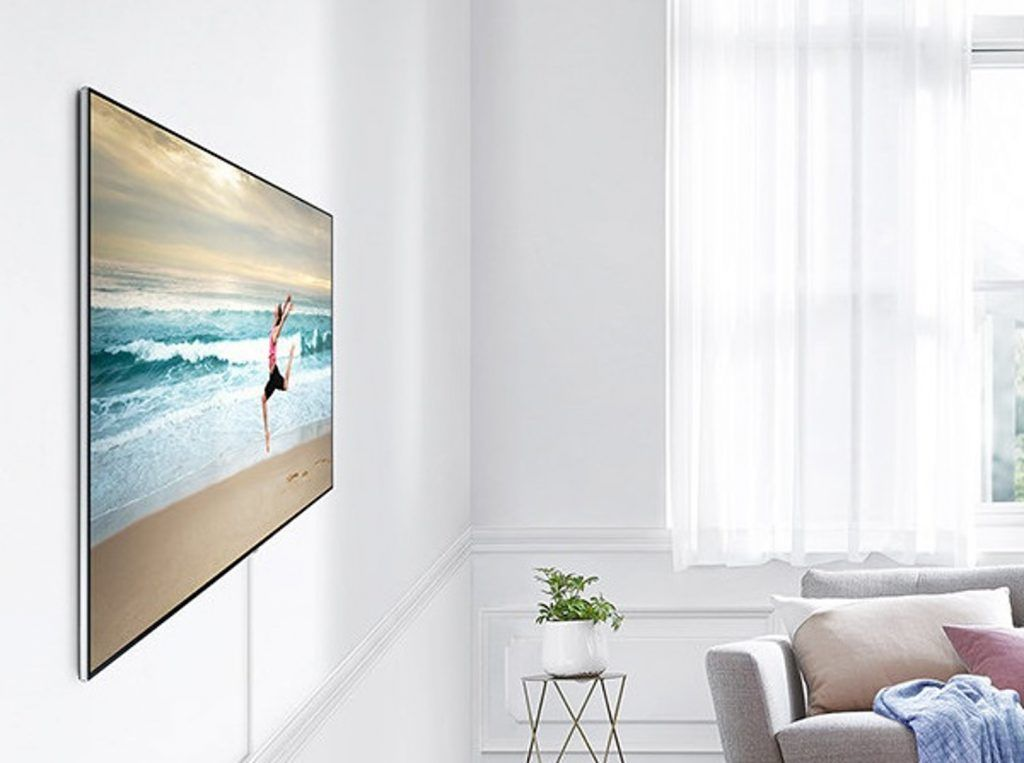 Samsung Unveils 146 Inch MicroLED TV Dubbed The Wall
