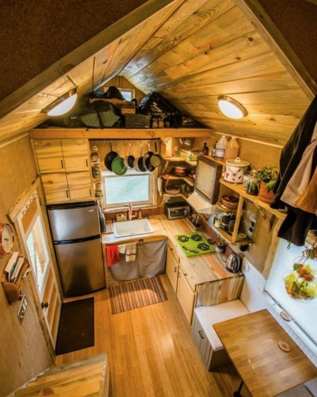 Mitchcraft Tiny Homes Via Dreamhousetogo Tumblr 1 of 6