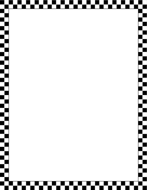 pin by muse printables on page borders and border clip art rh pinterest com red checkered border clip art checkered flag border clip art