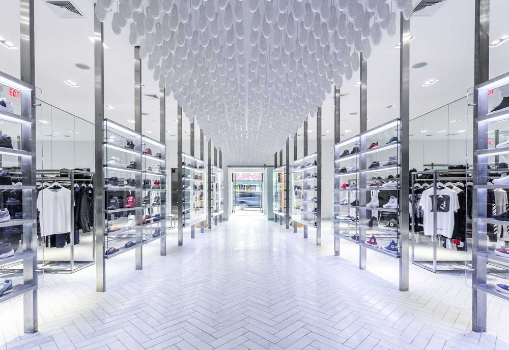 The Coolest Streetwear Shops Around the World Kleuren
