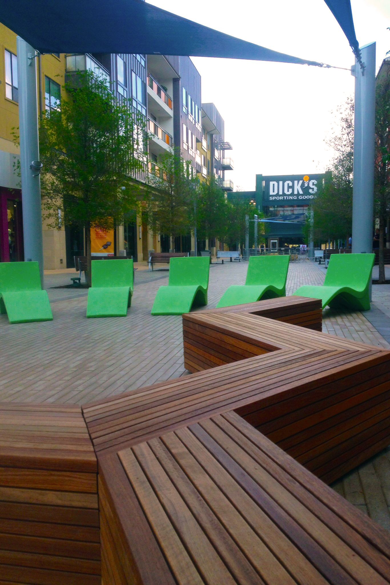 Austin, TX #landscapeforms #parallel42 #outdoorfurniture #furniture #design  #installations