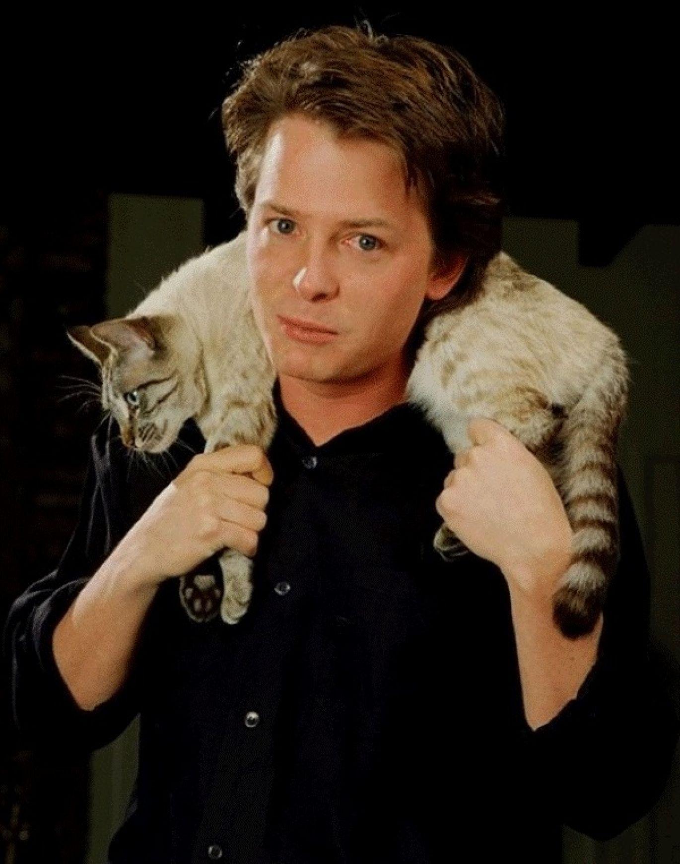Michael J. Fox, ca. 1988