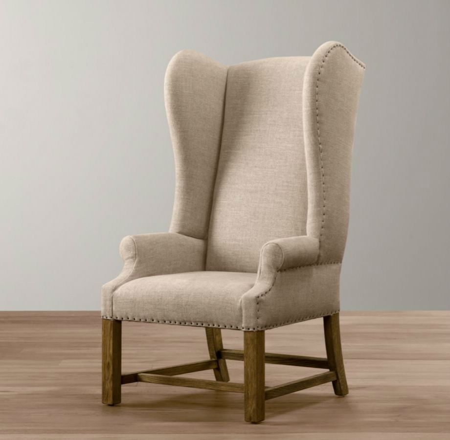 This Chic Mini Furniture Is So On Trend French Wing Chair From Rhbabyandchild