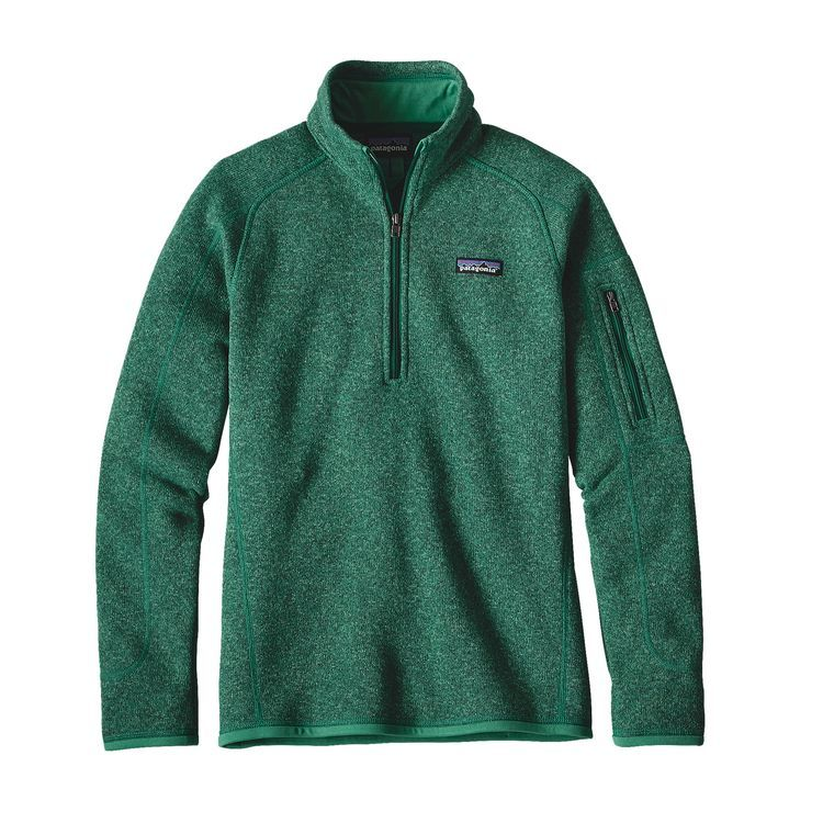 Women's Better Sweater® 1/4-Zip Fleece | Patagonia, Clothes and ...