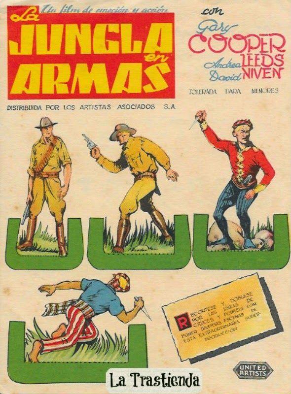 Programa de Cine - La Jungla en Armas