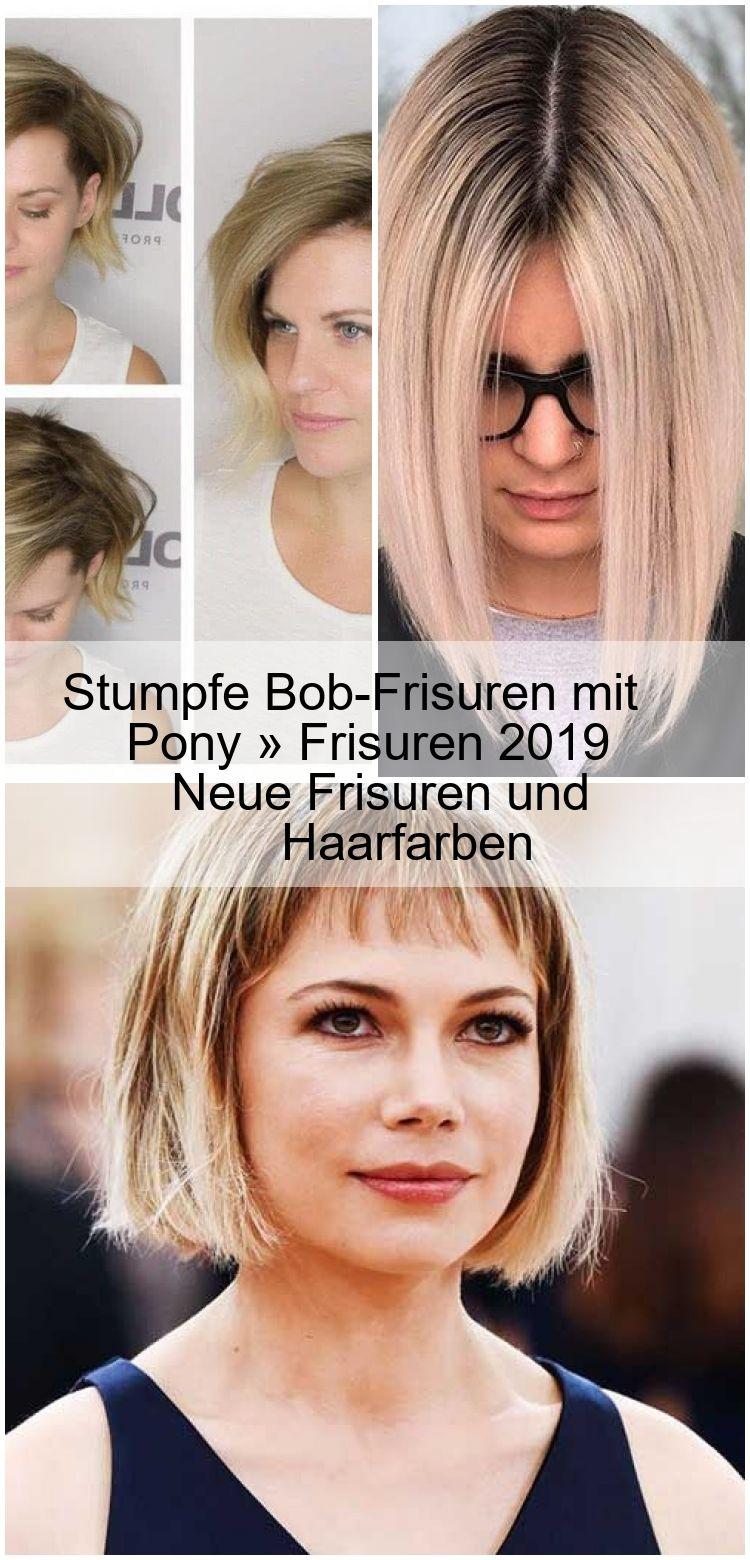 Stumpfe Bob Frisuren Mit Pony Frisuren 2019 Neue Frisuren Und Haarfarben Stumpfe Bob Frisuren Bob Frisuren Mit Pony Frisuren Mit Pony