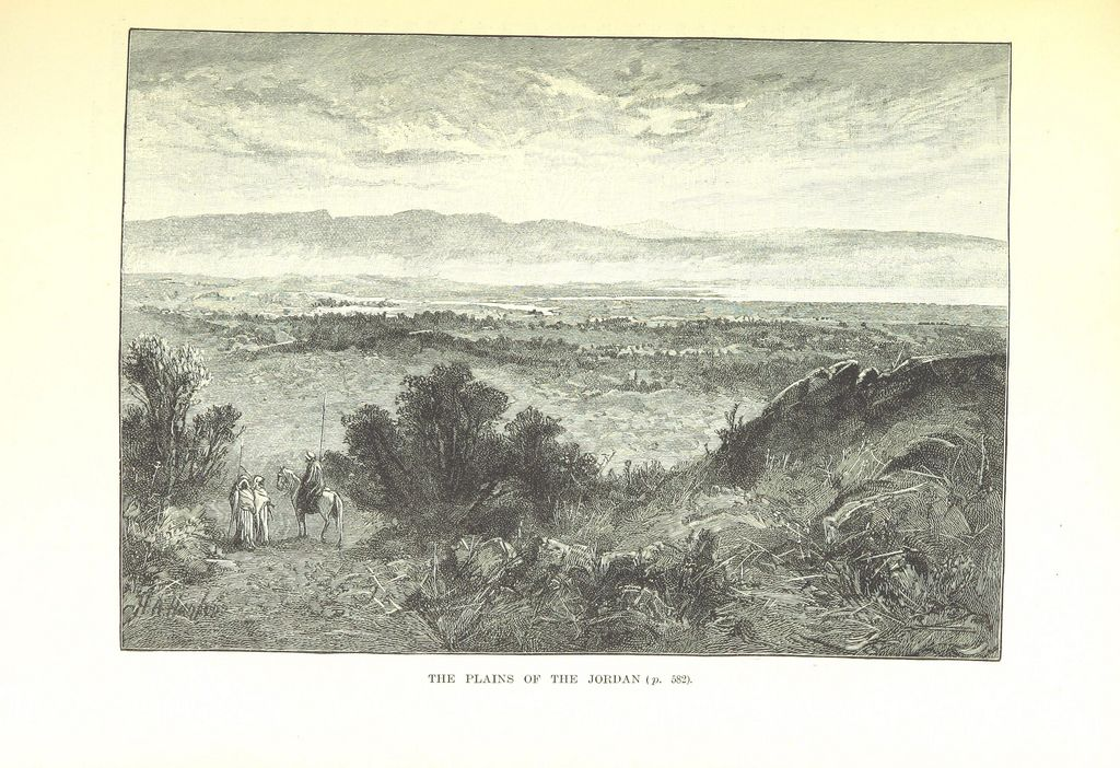 Image taken from page 603 of '[The Holy Land and the Bible. A book of Scripture illustrations gathered in Palestine, etc.]' | by The British Library