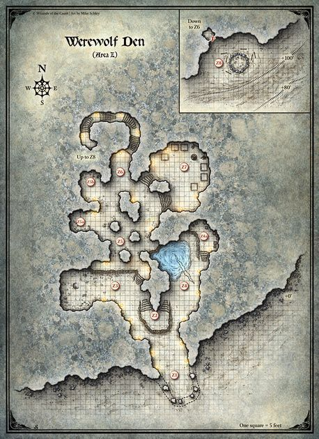 Pin by Clint Bland on DnD in 2019 | Dungeon maps, Fantasy