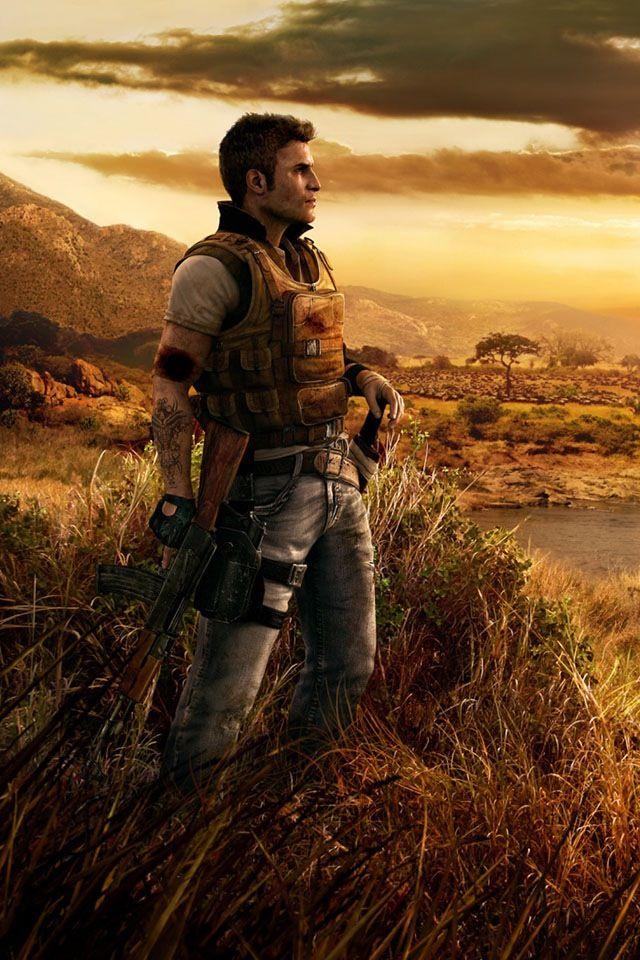 Far Cry 2 Frank Papel De Parede Hd Arte De Jogos Jogos Free