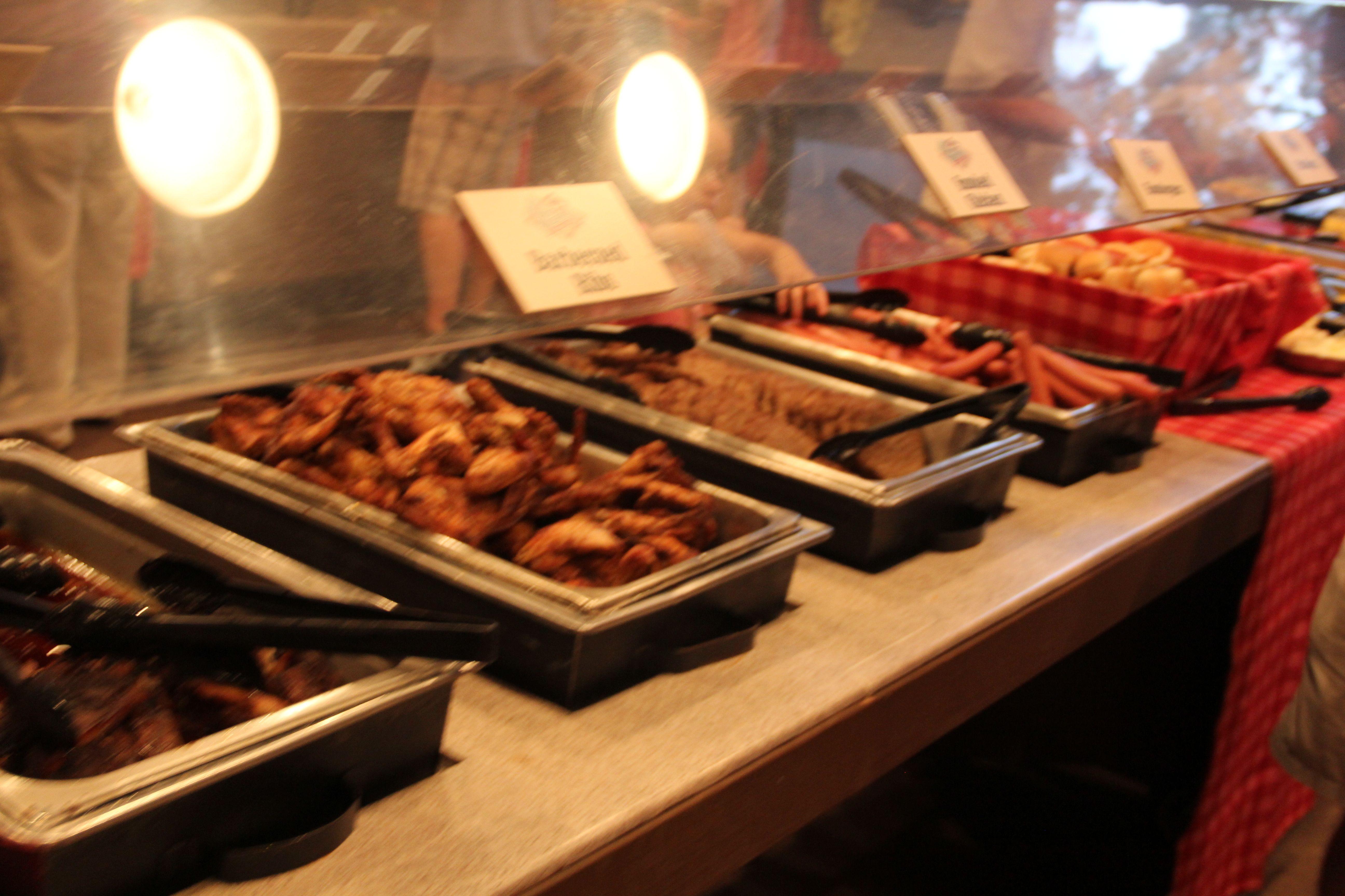 Mickey Backyard Bbq mickey's backyard bbq food | disney food in 2018 | pinterest