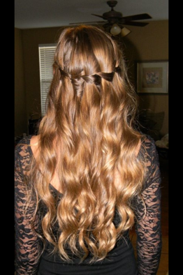 Paige S Hairstyle For 8th Grade Grad Dance So Beautiful Gorgeous Hairstyles Cool Hair