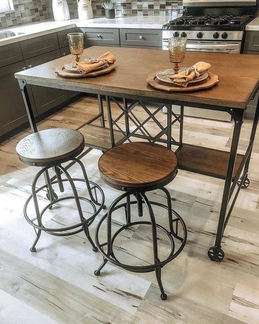 Wondrous Pittsburgh Adjustable Height Bar Stool In 2019 Bar Stools Uwap Interior Chair Design Uwaporg