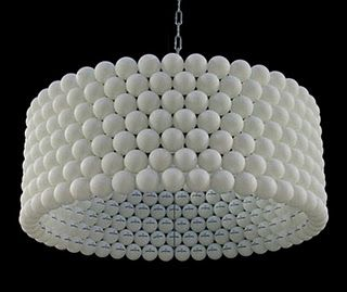 Resultado de imagem para luminaria bola de ping pong