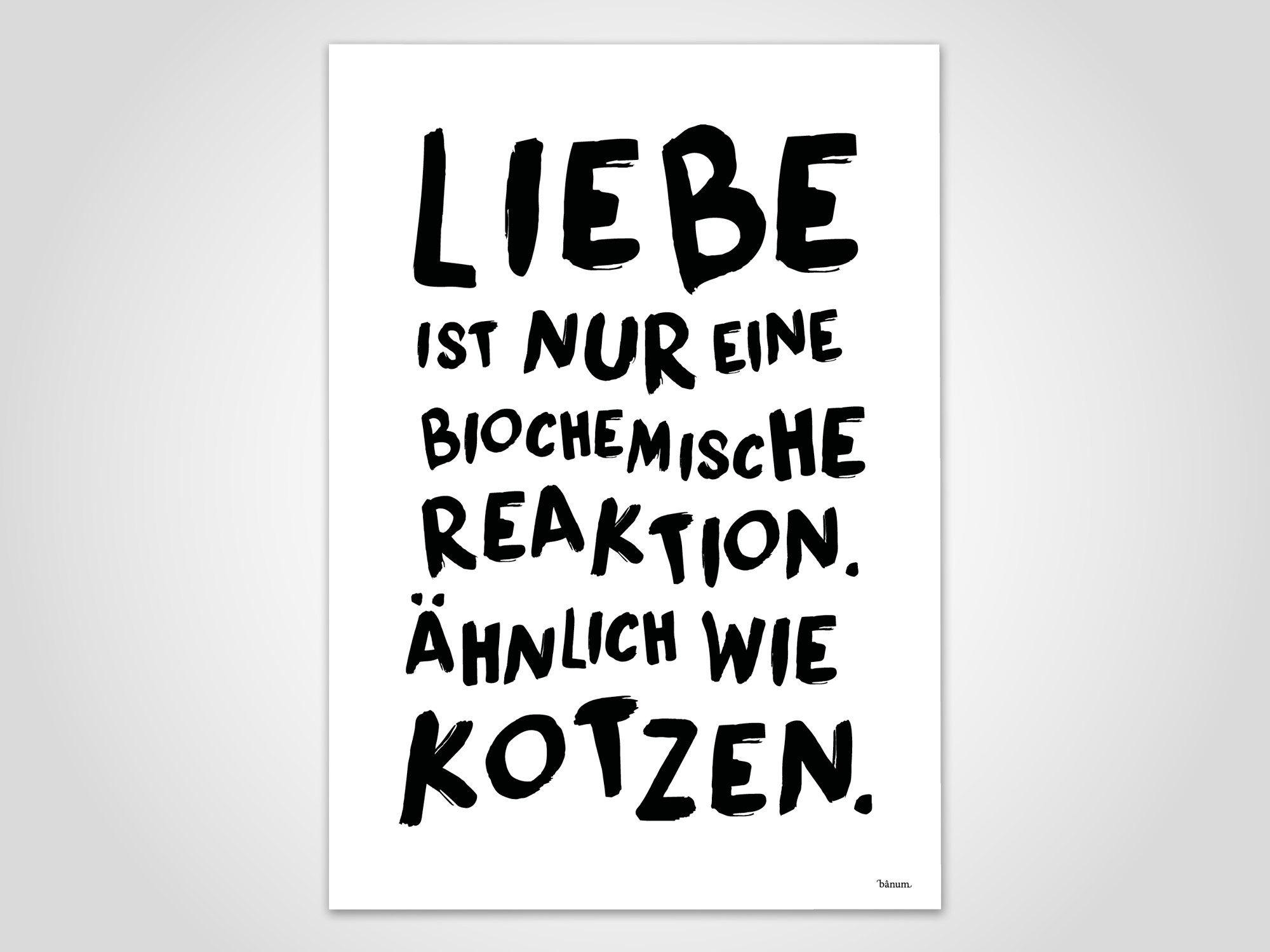 LOVE /& DANCE in A3 WORK Kunstdruck Poster Bild Typografie Schrift Motivation