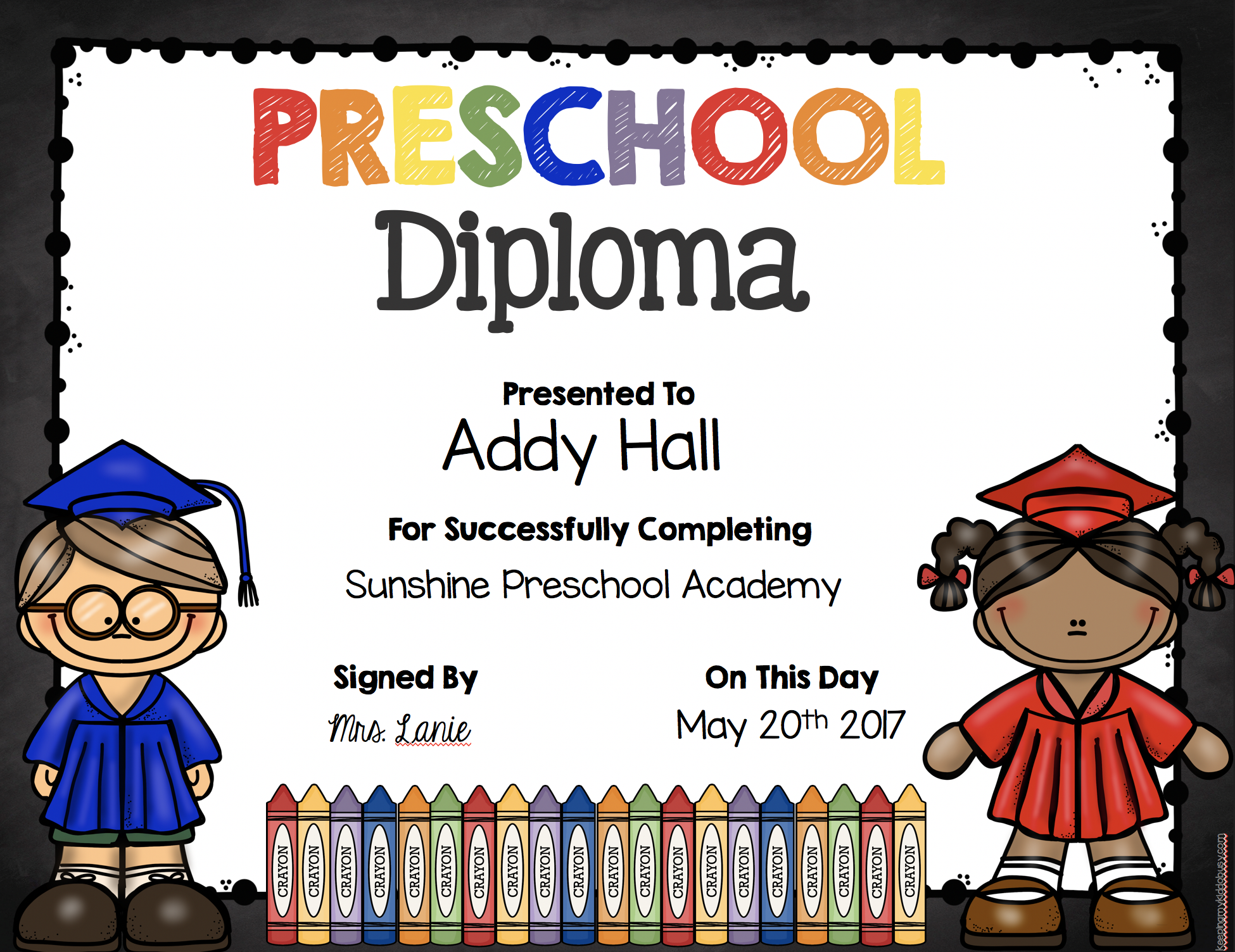 50 Off Sale Preschool Diploma Graduation Printable Etsy In 2021 Kindergarten Diploma Kindergarten Graduation Ceremony Preschool Diploma