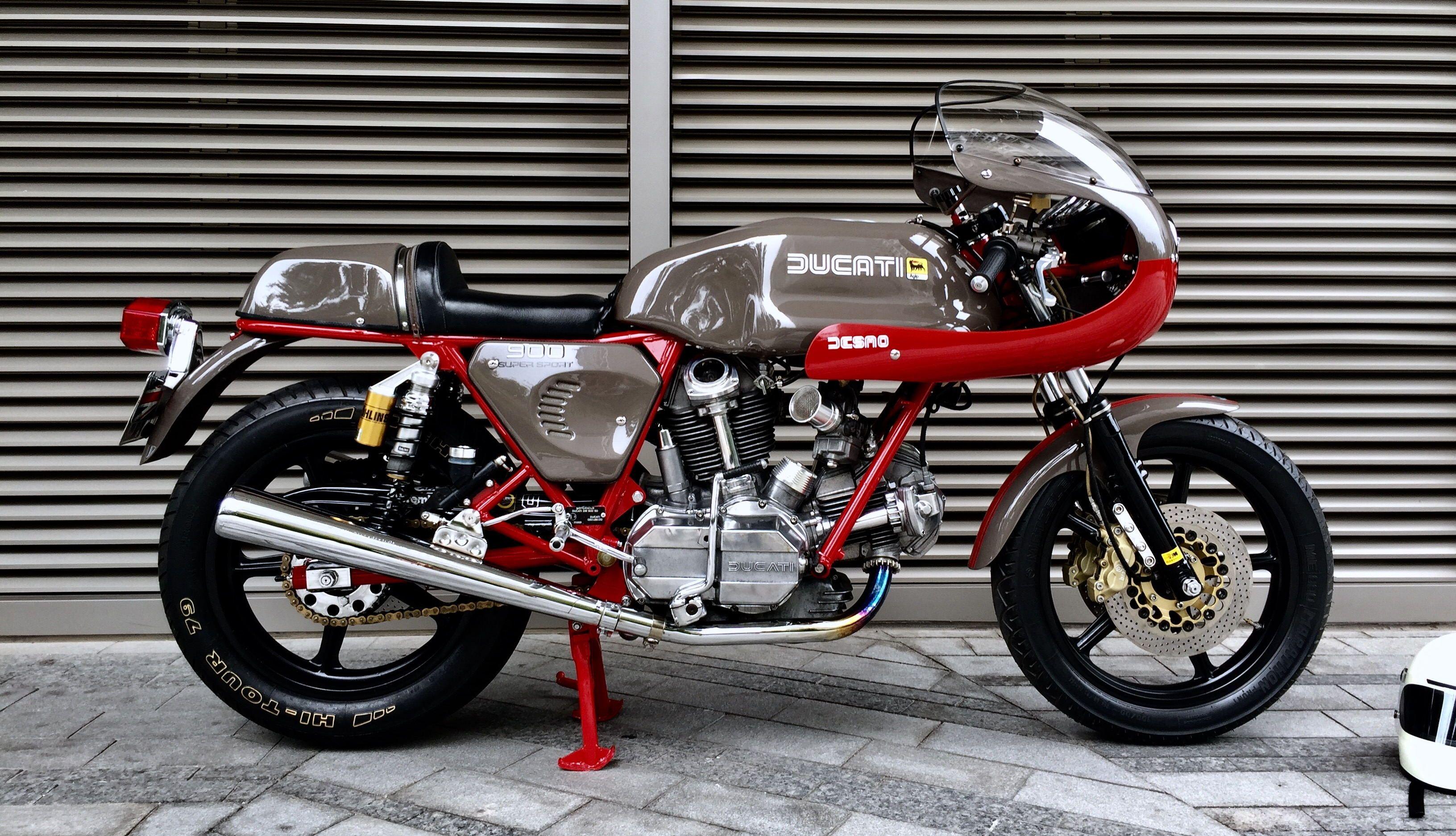 Ducati Ducati Ducati Cafe Racer Moto Ducati Ducati 900ss
