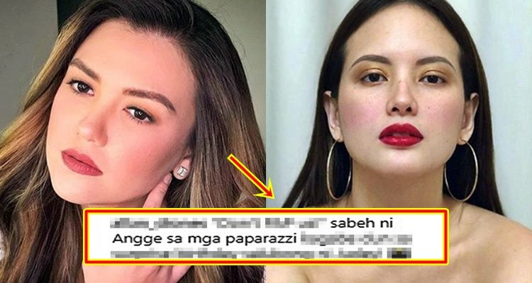 Is This Statement Of Angelica Panganiban Really Intended To
