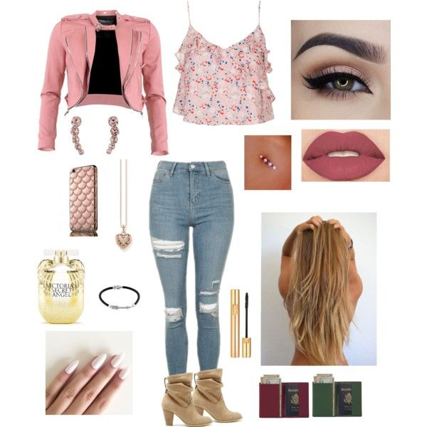 Untitled #23 by melanie12g on Polyvore featuring moda, Topshop, FRACOMINA, Sole Society, Royce Leather, Thomas Sabo, CA&LOU, Jewel Exclusive, Smashbox and Yves Saint Laurent