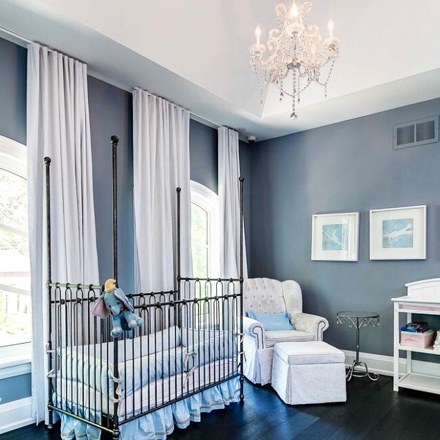 Bedroom Decorating Ideas Neutral Colors Curtains For White Bedroom Vaulted Ceiling Bedroom Design Ideas Bedroom Lighting Kids: Baby Boy Rooms, Baby Room
