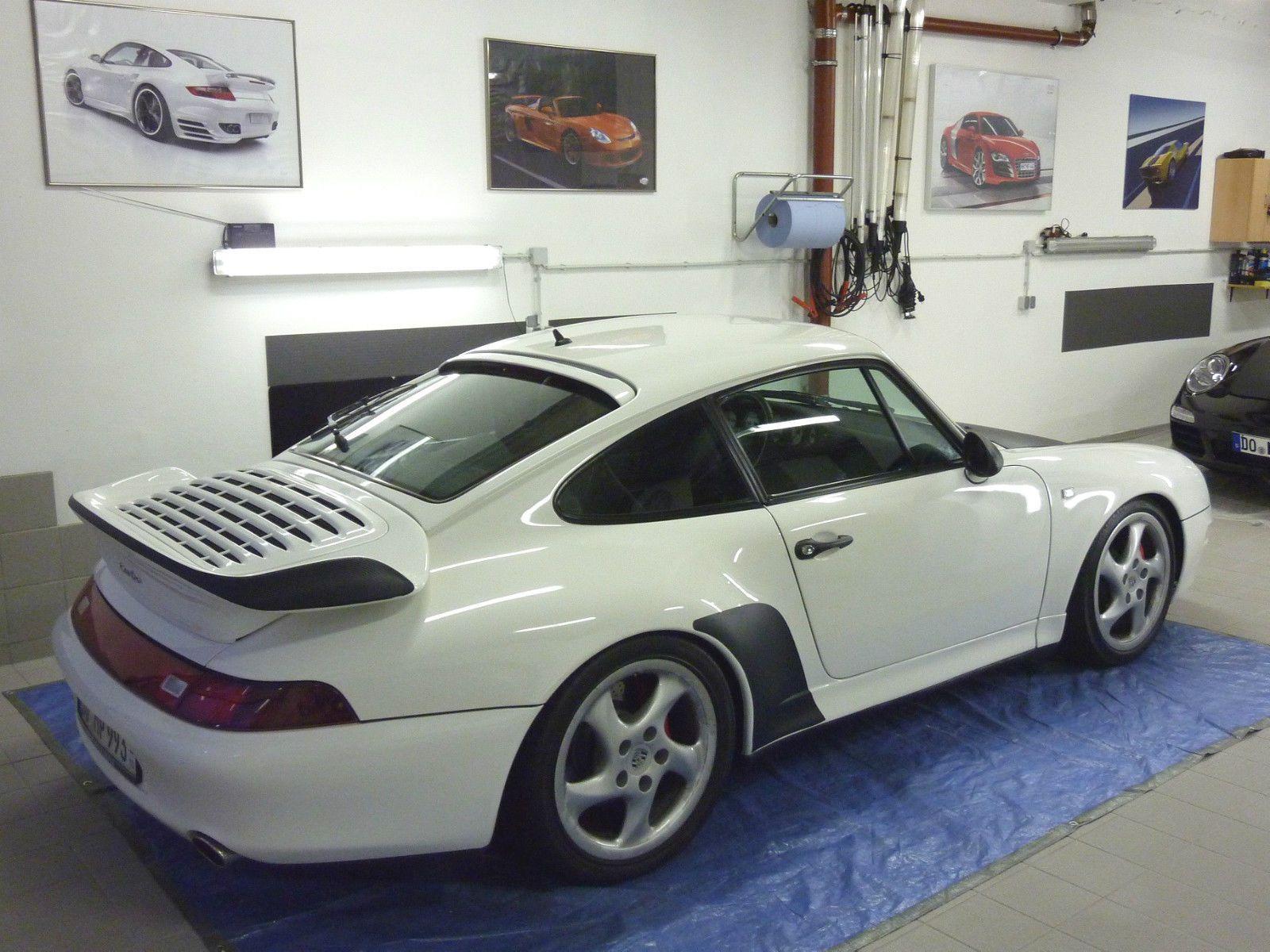 Details zu Porsche 993 Lackschutzfolie Steinschlagschutzfolie Carbon
