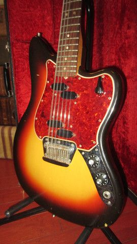 1966 Fender Electric XII 12 String