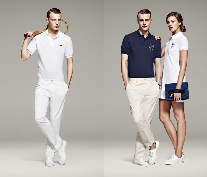 bc6543551d97 1930s - 80 Years of Lacoste Polo Style