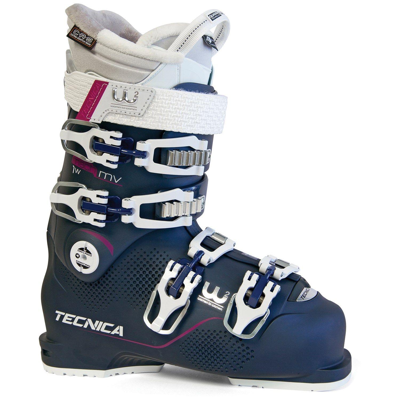 Women's Tecnica Mach1 95 MV Ski Boots 2019 23.5 in Blue