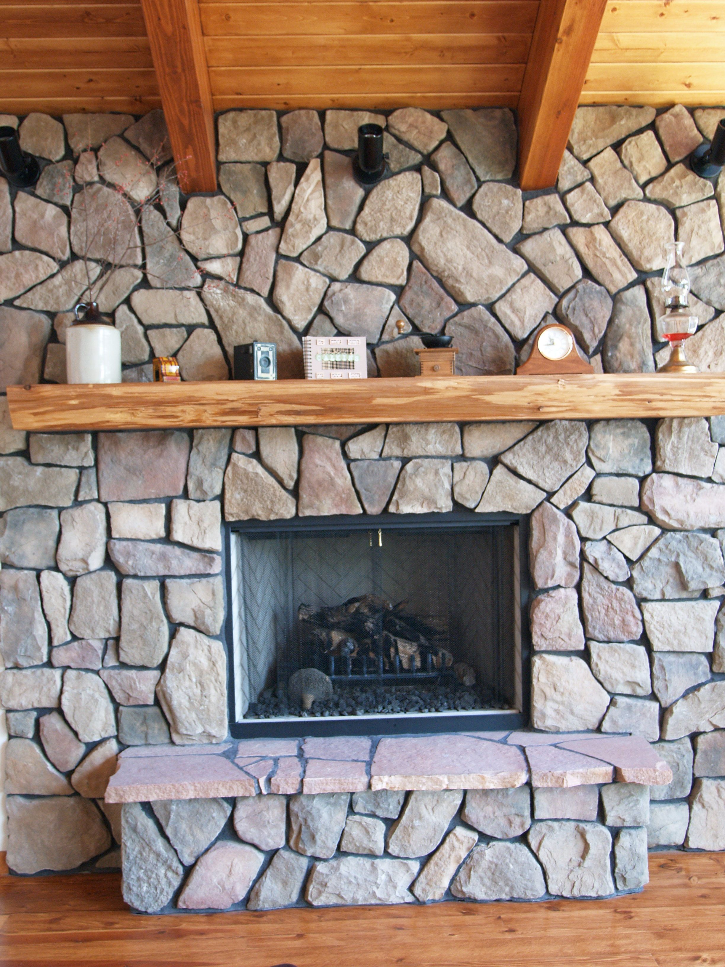 A split stone fireplace in one of our Custom Homes. A fireplace really adds to the 'feel' of a custom built home. - I would like you to know our commitment to our clients isn't only during the construction period. We support their needs well after the sale too. An example of this is our Facebook page. Feel free to check it out for useful tips, tricks & maintenance reminders. - John