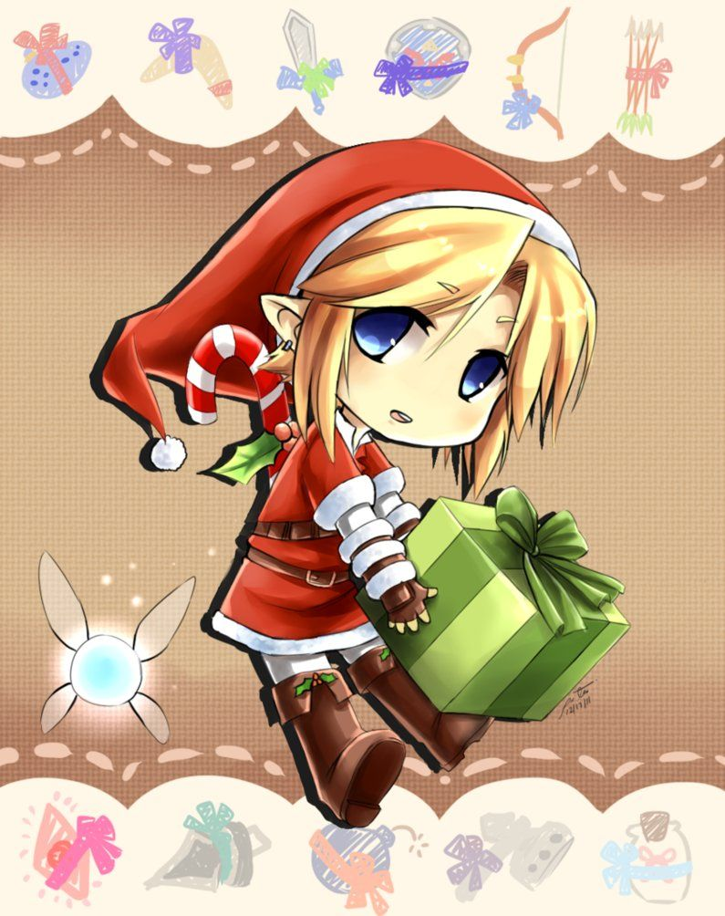 Merry Christmas with Link