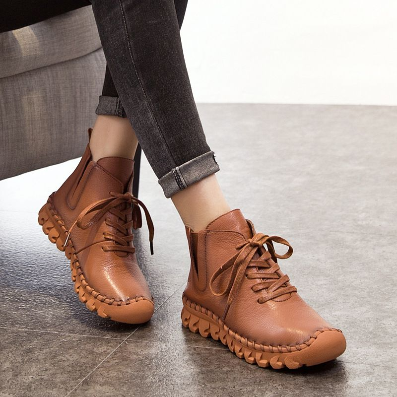 Shoes Fashion Casual Ankle Boots