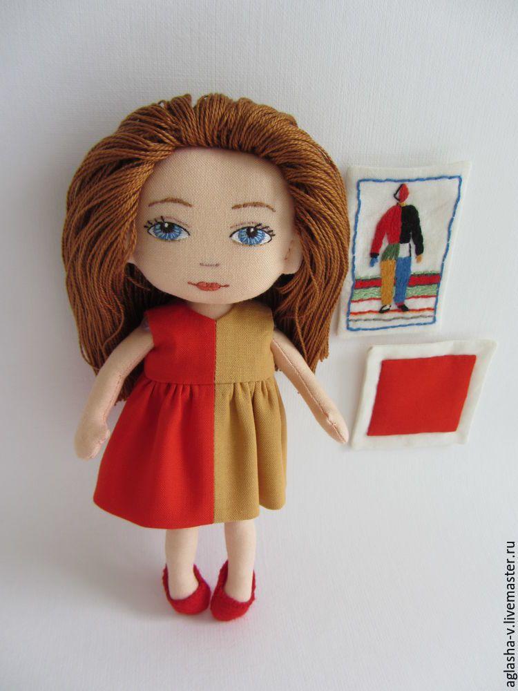 Как сделать куклу из пластика : - территория