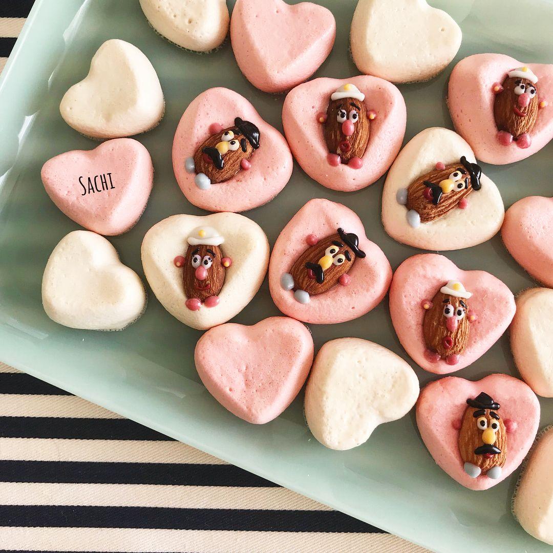 チョコ クッキー マシュマロ