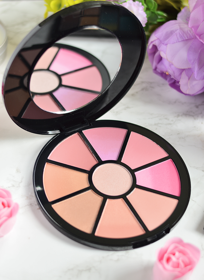 Sephora Collection Ombre Obsession Face & Eyeshadow