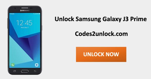 Samsung j3 unlock code uk   Unlock Samsung Galaxy J3 Phone