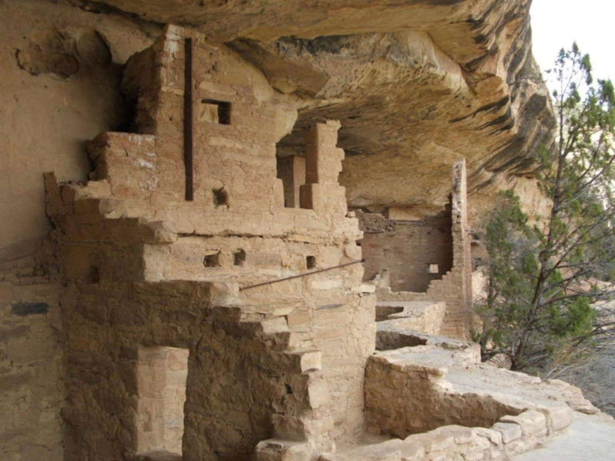 Photo of Balcony House - Mesa Verde NP | House with ...