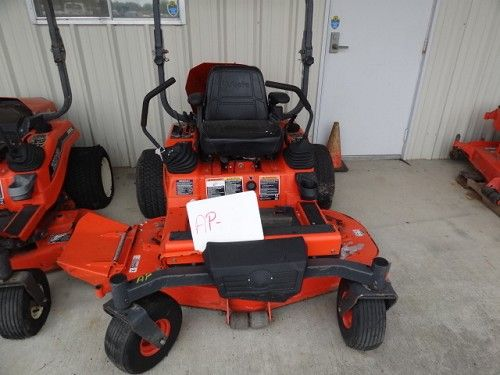 2006 Lawnmower Kubota Zd25 60 Diesel Listing 15684 Ends 6 3 2013 5 27 00 Pm Eastern Lawn Mower Farm Equipment Auction Items