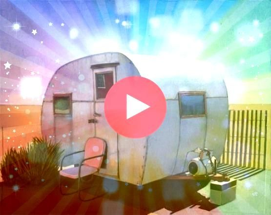 loud im home  leah giberson knock loud im home  leah gibersonknock loud im home  leah giberson My future art studio Desert Camper two limited edition archival print by le...