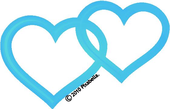 hearts interlinked clip art - Google Search | Clip art ...